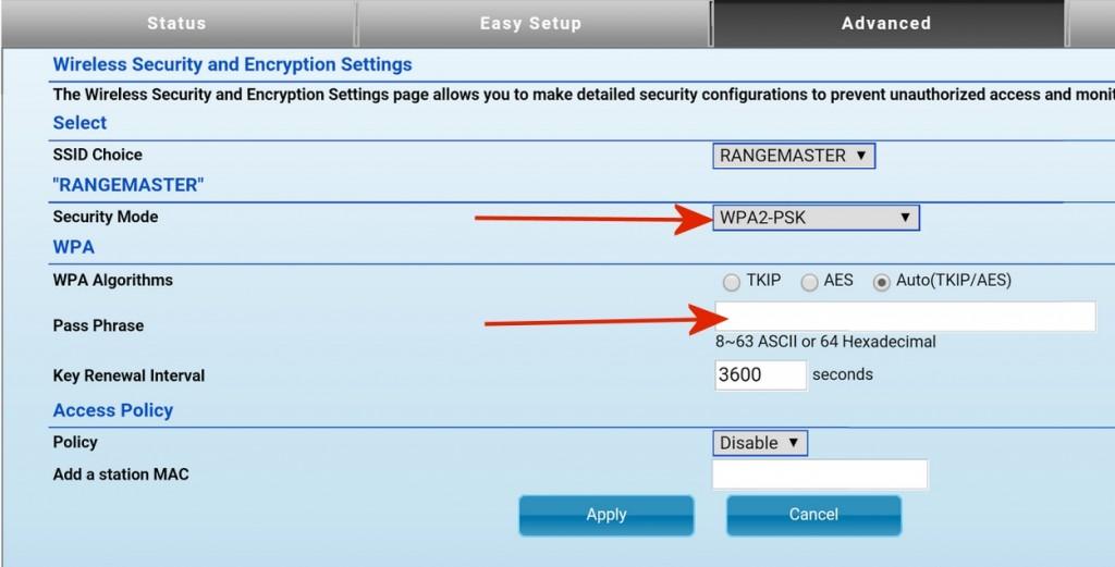 RangeMaster_Router_Security